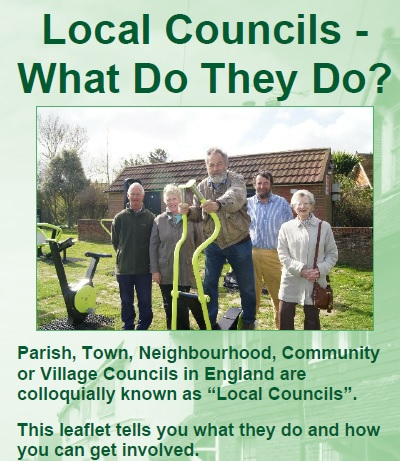 Local Councils - What Do They Do