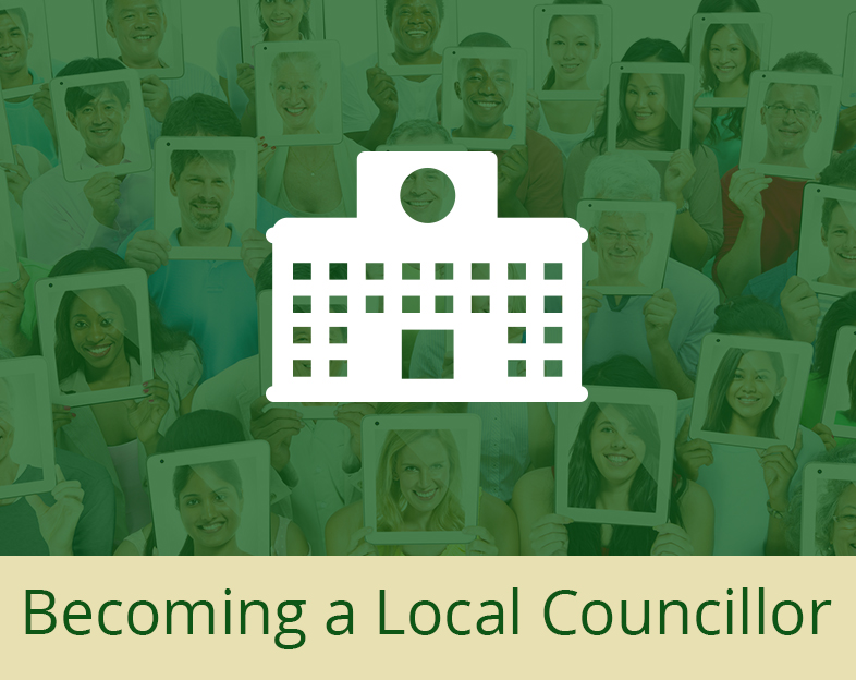 becoming a local councillor quick link