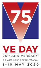 VE Day 75.  8th - 10th May 2020